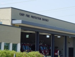 Cary Fire Station